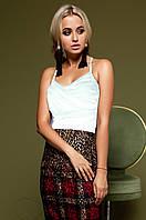 Стильный женский топ Арси  молоко  Jadone Fashion 42-48 размеры