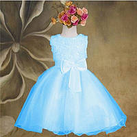 Детское праздничное платье  на девочку (нарядное,новогоднее,выпускное, праздничное платье) от 2-7 лет