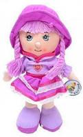 Кукла мягкая музыкальная в шляпе R0414