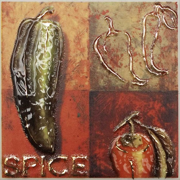 Декор АТЕМ Parma Spice W (09883)