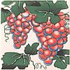 Декор АТЕМ Streza Grape (09050)