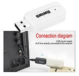Bluetooth аудио ресивер приемник Wireless Reciver  AUX 3.5, фото 2