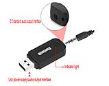 Bluetooth аудио ресивер приемник Wireless Reciver  AUX 3.5, фото 3