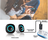 Bluetooth аудио ресивер приемник Wireless Reciver  AUX 3.5, фото 4