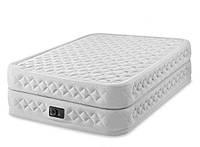 Велюровая надувная кровать Intex 64462