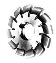 Фреза дисковая модульная  М 1.25 №4