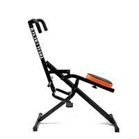Тренажер для спины и ног Total Crunch