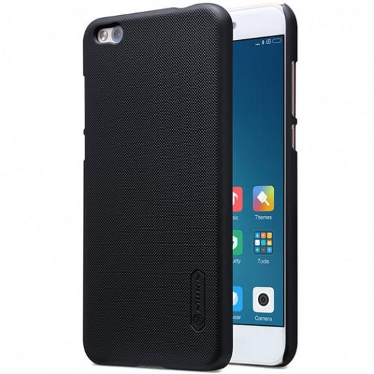 Чехол Nillkin Matte для Xiaomi Mi 5c (+ пленка) Черный