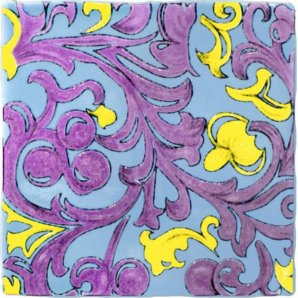 Декор АТЕМ Bonny Majolica Mix Blc (17269), фото 2