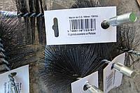 Щітка металева для чистки димаря Ø100