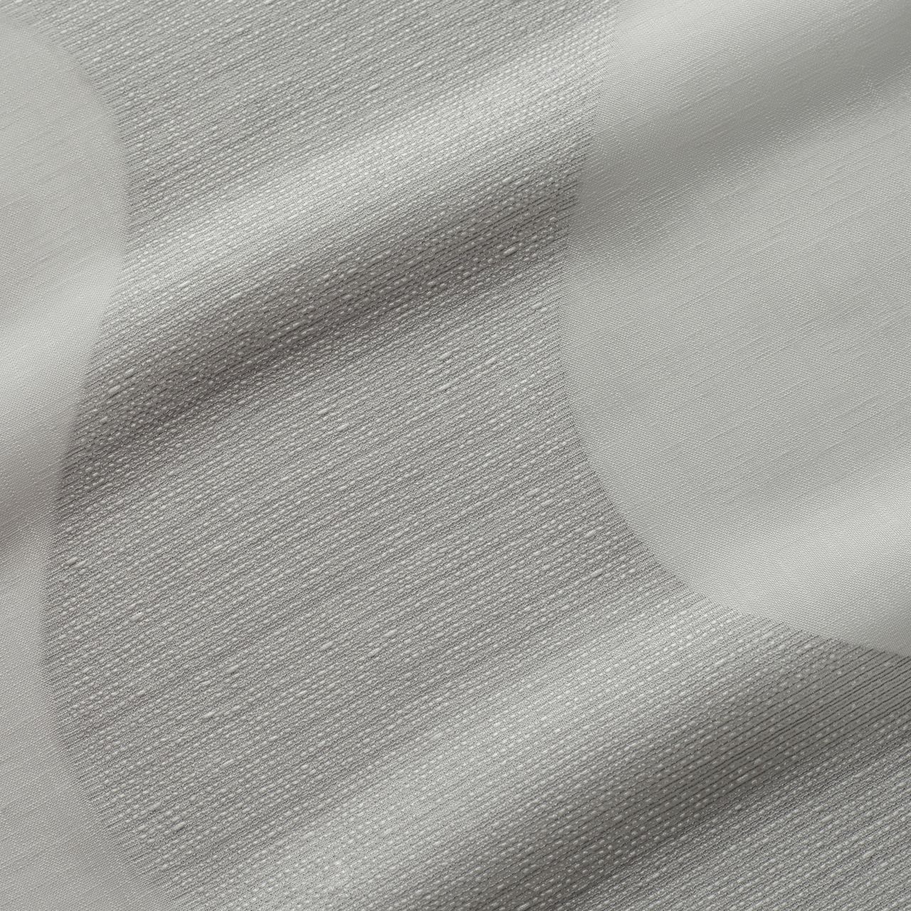 Тюль с узором Широкая волна