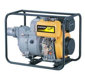 Мотопомпы KIPOR (для грязной воды)
