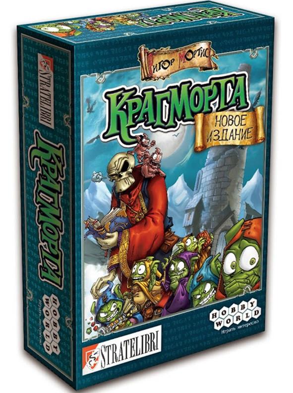Настольная игра Крагморта TM Hobby World