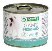 Консервы для собак Nature's Protection Adult Game
