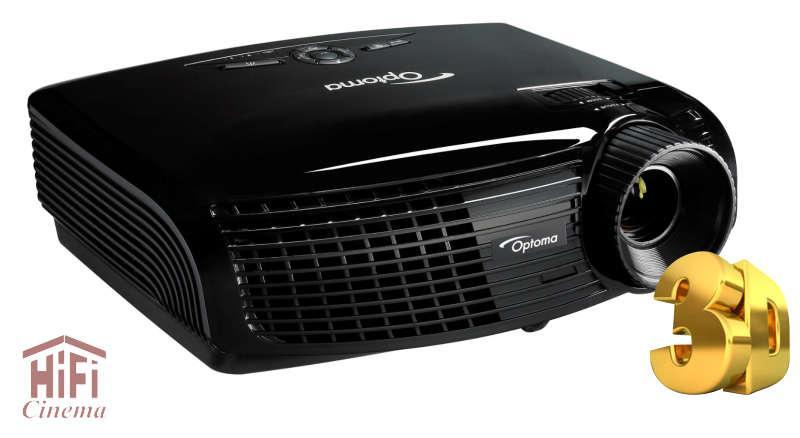 Optoma EH300 3D проектор якрость лампы 3800 стерео динамики 16 Вт, фото 1