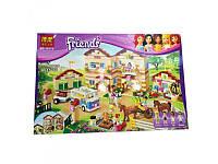 """Конструктор типа лего """"Friends. Дом"""" (1118 деталей), BELA, 10170"""