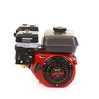 Двигатель бензиновый BULAT BW170F-T/25 (для BT1100) (шлицы 25 мм, 7 л.с.)