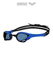 Очки для плавания премиум класса Arena Cobra Ultra (Smoke/Blue)