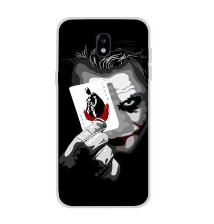 Чехол с картинкой (силикон) для Samsung J730 Galaxy J7-2017 Джокер