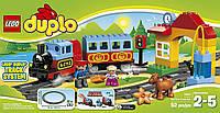 Конструктор LEGO 10507 DUPLO Мой первый поезд Town My First Train Set