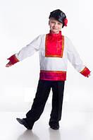 Русский национальный костюм для мальчика