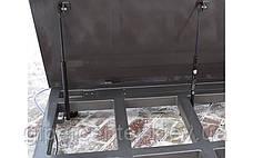 Весы платформенные с откидной платформой 4BDU1500-1215ВП-П практичные 1250х1500 мм (до 1500 кг), фото 3