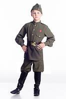 Военный исторический костюм для мальчика
