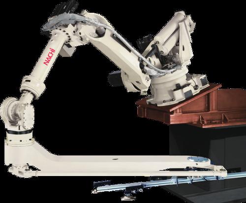 Робот для обслуживания прессов NACHI ST210TP