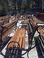 Боковина (опора)для скамейки садово-парковой№6