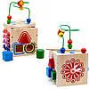 Куб универсальный 5 игр, Малый, МДИ
