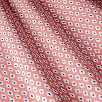 Декоративная ткань с принтом, тефлоновое покрытие
