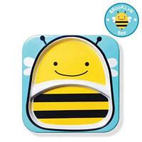 Тарелка для вторых блюд Skip Hop Пчела
