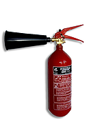 Углекислотный огнетушитель ВВК 1,4 (ОУ 2)