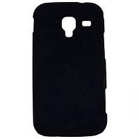 Drobak Чехол Drobak Shaggy Hard Samsung Galaxy Ace II I8160 (Black) (218941)