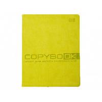 Зошит для запису іноземних слів світло-зелений поліуретан 150964