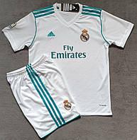 Детская игровая форма Adidas FC Real Madrid 2017-18