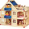 Кукольный дом, 3 этажа, МДИ