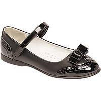 Туфли школьные Ариал (Arial) р. 34 черные