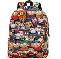 Городской молодёжный рюкзак South Park, Южный Парк