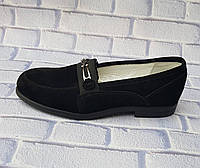 Туфли детские черного цвета