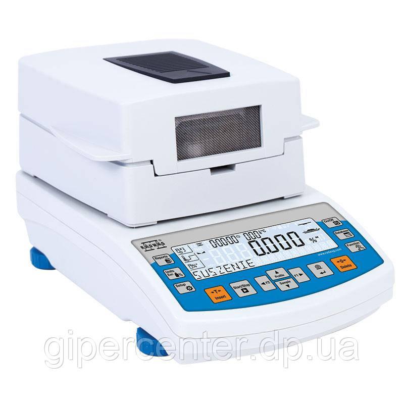 Анализатор влажности МА 110.R до110 г с точностью 0.001 г