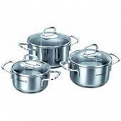 Набор посуды из 6 предметов Korkmaz A1650