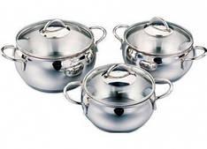 Набор посуды из 6 предметов Korkmaz A1801