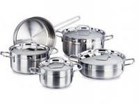 Набор посуды из 9 предметов Korkmaz A1660