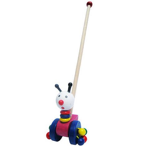 "Каталка ""Хомячок"", Wooden Toys"