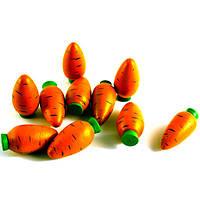 Счетный материал морковки, Петриковская роспись