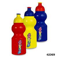 Бутылка для воды, 3 цвета, Colorino, 42369