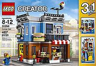 Конструктор LEGO 31050 Creator Магазинчик на углу Corner Deli Building Toy