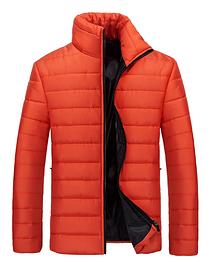 Мужская теплая куртка. Модель 6152