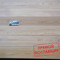 Доска пола Лиственница Сорт Экстра  27х135, половая доска шпунтованная